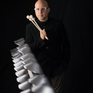"""Flying Foot Forum Presents """"French Twist!"""" - with percussionist Peter O'Gorman @ Hanifl Performing Arts Center"""