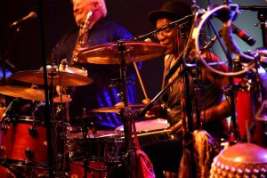 Experience Drummer Stanley Kipper & Percussionist Chico Perez – New Primitives At Shaw's in NE Mpls @ Shaw's Bar & Gill